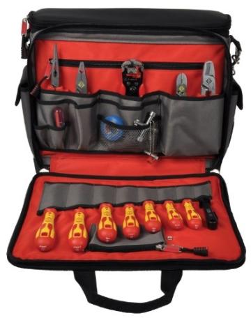 Magma Werkzeugtasche bestückt
