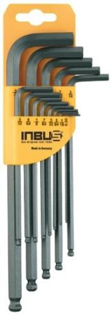 Inbus ® Schlüsselsatz