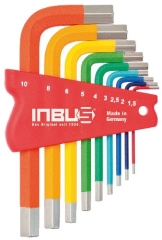 Inbus ® Schlüsselset